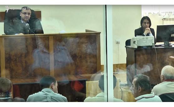 Член группы «Сасна црер» Гарник Овакимян отпущен на свободу