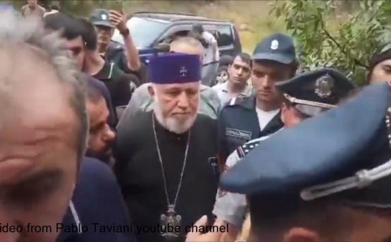 Борьба против Католикоса вышла за рамки церкви (Видео)