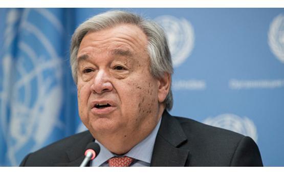 Генсек ООН рассказал о поддержке призыва к перемирию на время пандемии